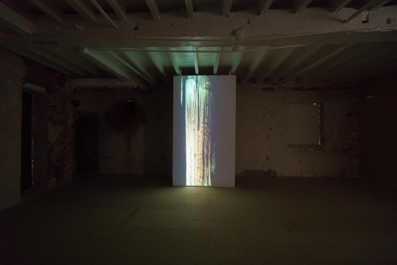 Stalactite film still by Dorothy Cross curtesy of Frith Street Gallery