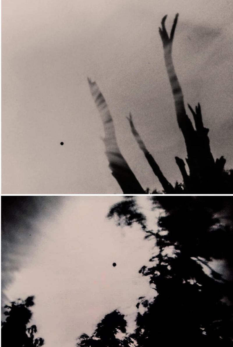 The Sky Calls To Me, Pauline Woolley solography pinhole camera photos